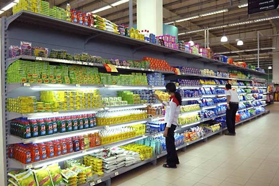 Ληστεία με το… καλημέρα σε σούπερ μάρκετ στη Θεσσαλονίκη