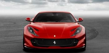 Άγρια πολύ η νέα Ferrari 812 Superfast